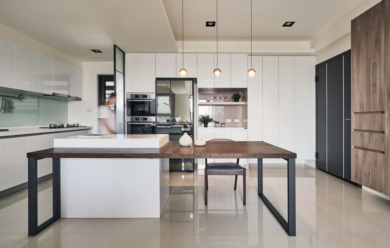 5 lời khuyên khi thiết kế và thi công nội thất không gian phòng bếp